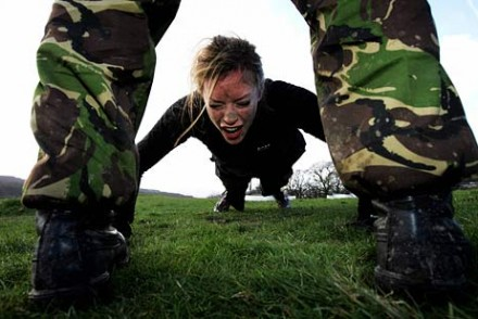 pic- drill sergeant workout