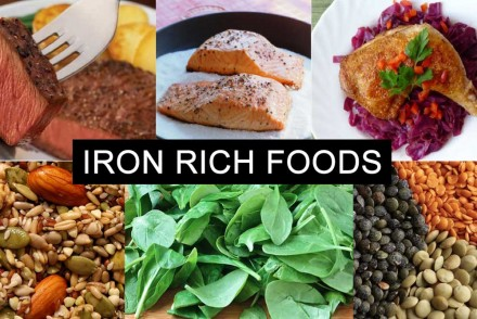 pic- iron rich foods