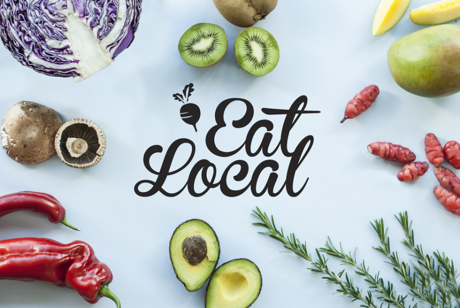 All about local food simply b for Cuisine en locale