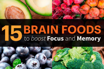 pic- 15 brain foods